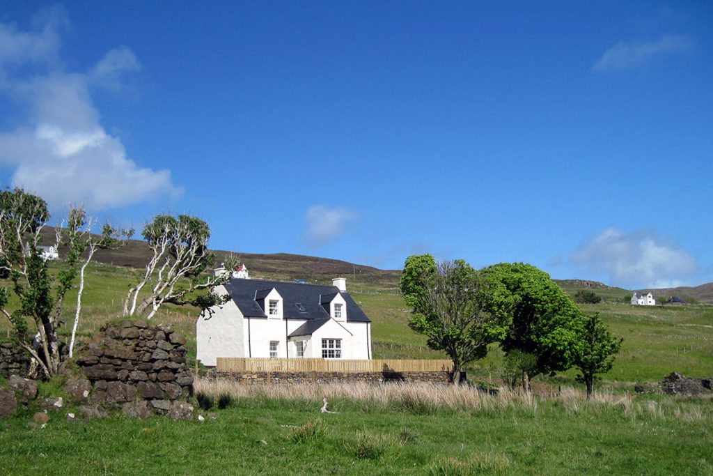 The Croft House, Glendale, Isle of Skye